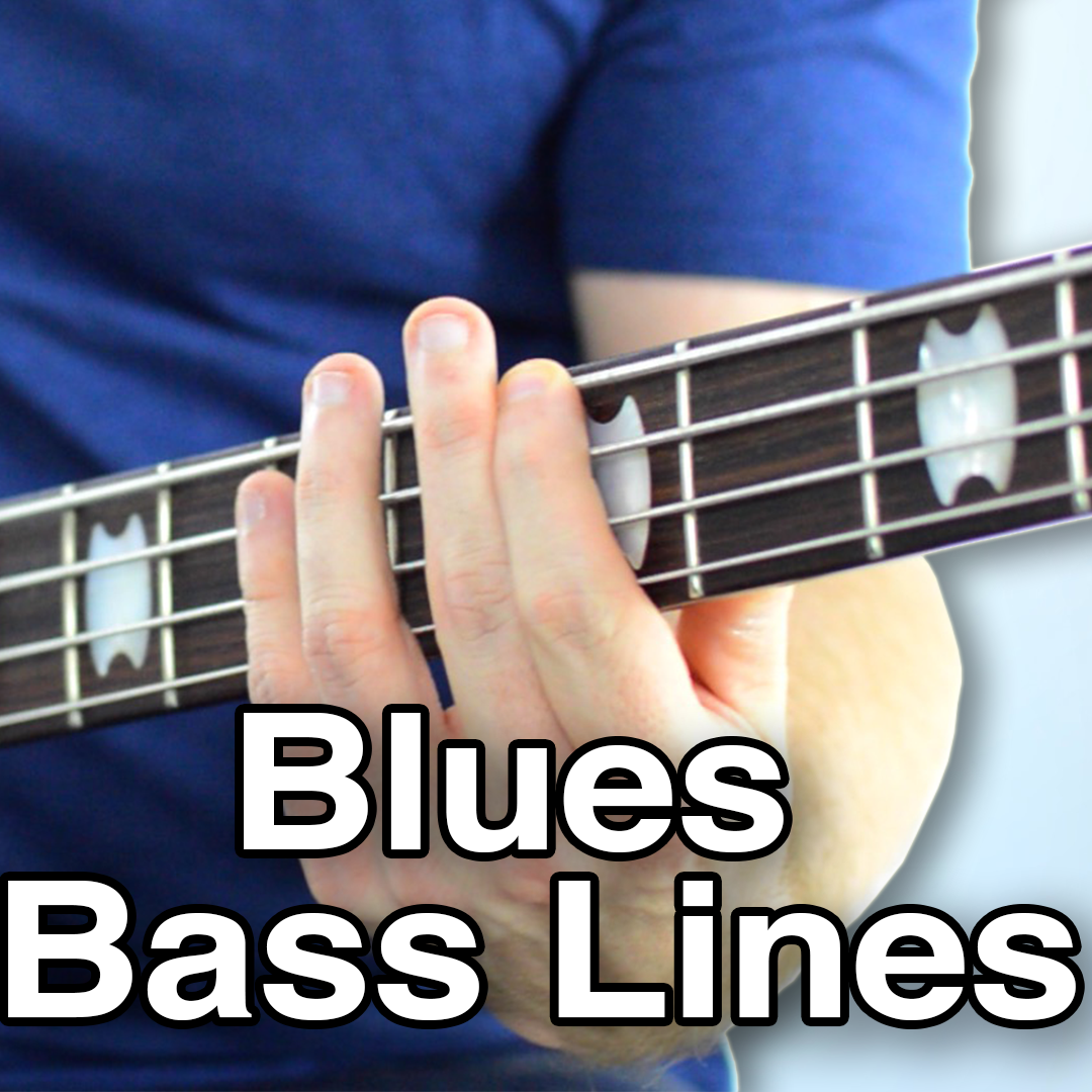 Blues Bass Lines: 6 Authentic Formulas For Any 12-Bar Blues